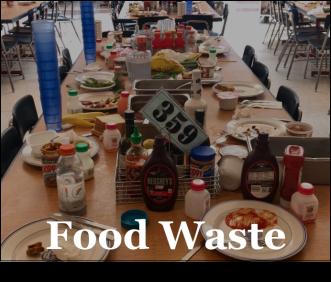 food waste university